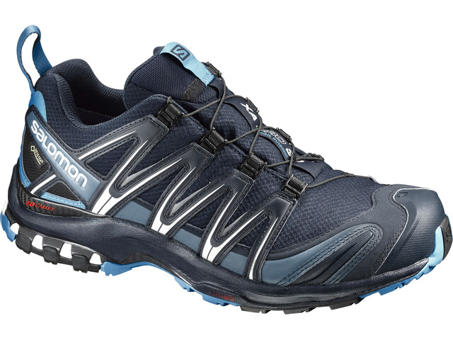 15b049336442 Salomon XA Pro 3D GTX Running Shoes Men blue at Bikester.co.uk